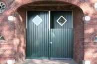 Mariënvelde - Renovatie nieuwe staldeuren in oude boerderij, Beenekussteeg 14