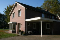 Zieuwent - Uitbreiding woning, Japikweg 5