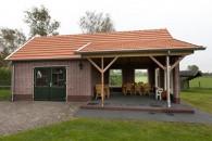 Zieuwent - Berging/terras, Grobbenweg 9