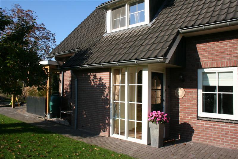 Zieuwent uitbreiding woning veranda zieuwentseweg 61 bouwbedrijf nkg - Uitbreiding keuken veranda ...